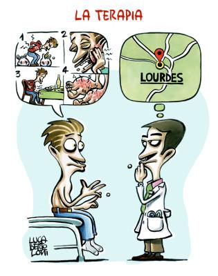 La terapia - Vignette sulla salute