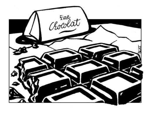 Fine chocolat