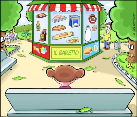 Gnam Gnam! level 4 - Al parco <a href='http://archivio.kapusons.com/gnamgnam/start.html' target='_blank'>Link al gioco</a>