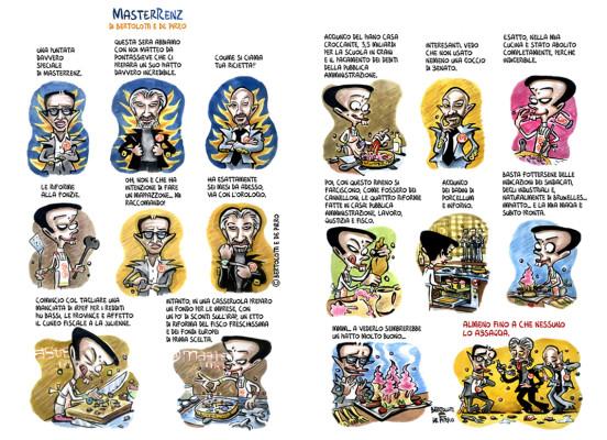 MasterRenz - Per Linus di Aprile 2014
