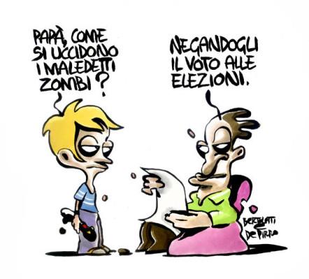 Negare voto