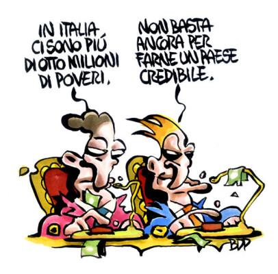 Poveri in Italia