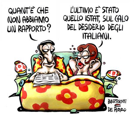 Rapporto Istat desiderio