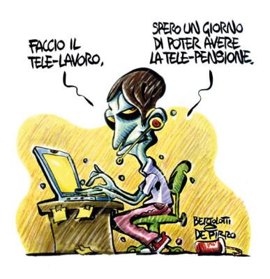 Tele-lavoro