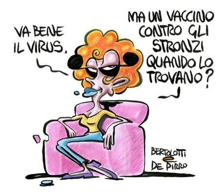 Trovare vaccino